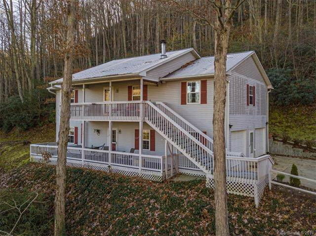 50 Tesiner Terrace, Barnardsville, NC 28709 (#3570237) :: Keller Williams Professionals