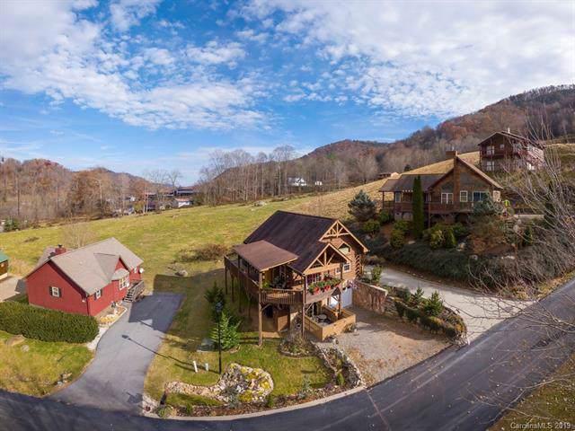 87 Appalachian Trail, Maggie Valley, NC 28751 (#3571633) :: Keller Williams Professionals