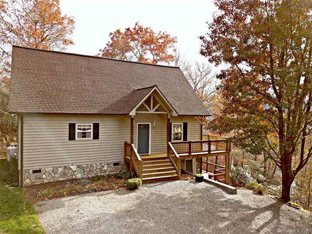 514 Black Mountain Road, Cullowhee, NC 28723 (#3571685) :: Rinehart Realty