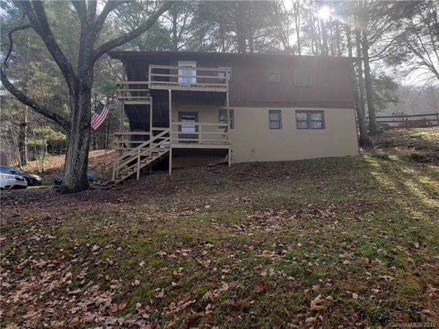 38 & 42 Sanctuary Road, Maggie Valley, NC 28751 (#3571992) :: LePage Johnson Realty Group, LLC