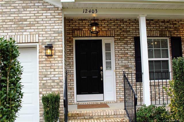 12403 Flatbush Drive, Huntersville, NC 28078 (#3572498) :: LePage Johnson Realty Group, LLC