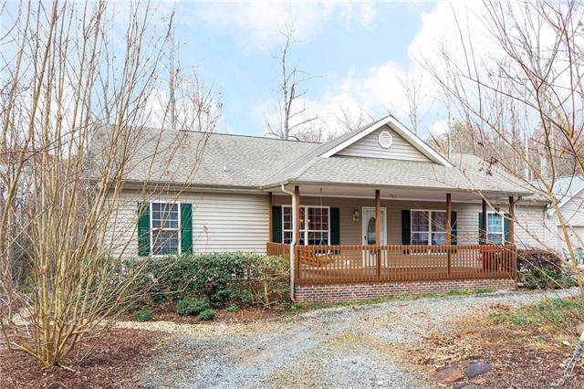 225 Starling Road, Lake Lure, NC 28746 (#3572501) :: Keller Williams Professionals