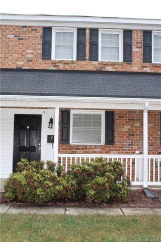 1344 Green Oaks Lane D, Charlotte, NC 28205 (#3573114) :: Keller Williams South Park