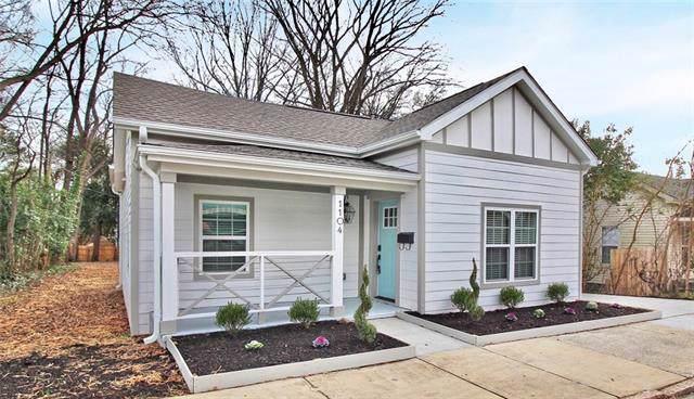 1104 Pegram Street, Charlotte, NC 28205 (#3573840) :: Caulder Realty and Land Co.