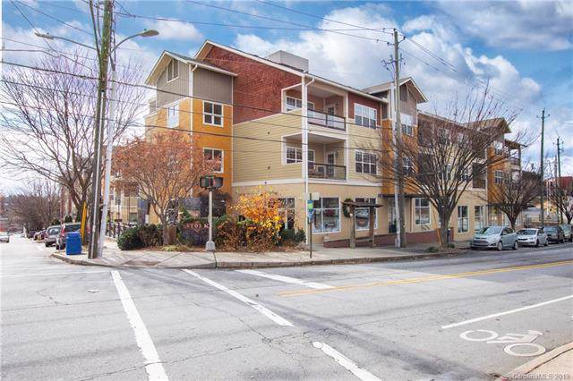 125 Lexington Avenue A-205, Asheville, NC 28801 (#3573846) :: The Elite Group