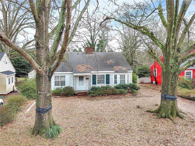 1504 Ivey Drive, Charlotte, NC 28205 (#3574290) :: BluAxis Realty