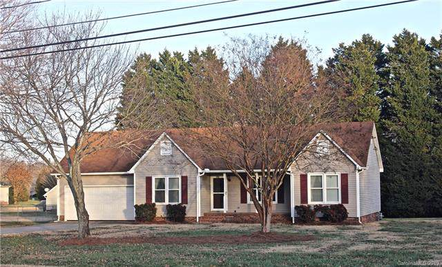 205 Miller Chapel Road, Salisbury, NC 28147 (#3574406) :: Puma & Associates Realty Inc.