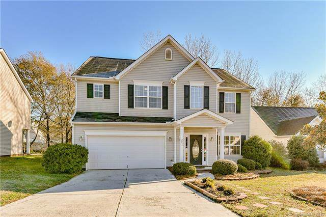 2853 Island Point Drive NW, Concord, NC 28027 (#3575224) :: High Performance Real Estate Advisors