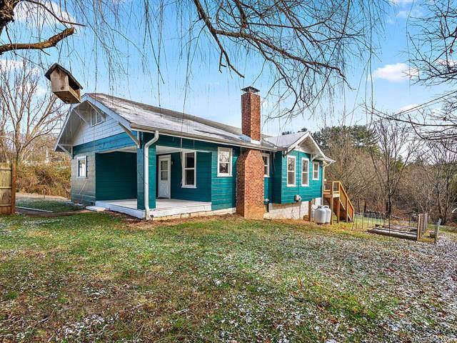 45 Oak Hill Drive, Asheville, NC 28806 (#3575326) :: The Elite Group