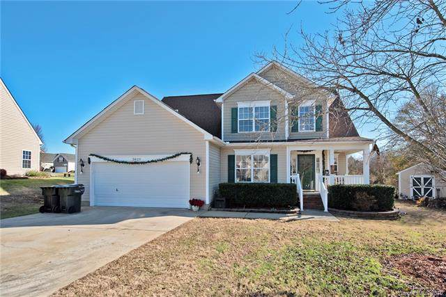 3029 Deep Cove Drive NW #28, Concord, NC 28027 (#3575891) :: Charlotte Home Experts