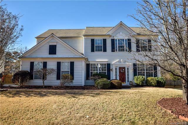 7704 Dinniston Drive, Huntersville, NC 28078 (#3576320) :: LePage Johnson Realty Group, LLC