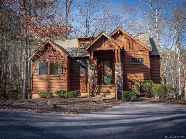 21 Whispering Falls Court, Tuckasegee, NC 28783 (#3576435) :: MOVE Asheville Realty