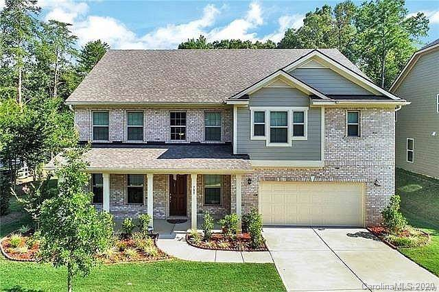 705 Coralbell Way, Tega Cay, SC 29708 (#3579076) :: Stephen Cooley Real Estate Group