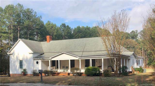 1742 Deep Creek Road, Wadesboro, NC 28170 (#3579323) :: Johnson Property Group - Keller Williams