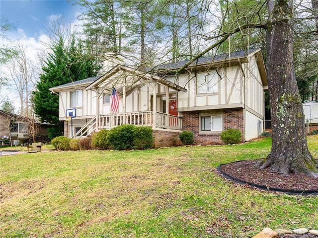 122 Scarlet Drive, Fletcher, NC 28732 (#3579664) :: BluAxis Realty