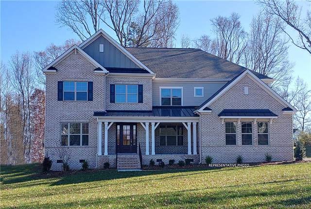 205 Barlow Street #4, Marvin, NC 28173 (#3580438) :: Scarlett Property Group