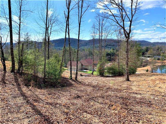 Lot 26R Crystal Lake Drive 26R, Hendersonville, NC 28739 (#3580502) :: Keller Williams Professionals