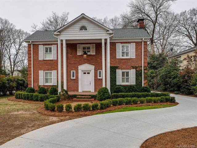 1226 Providence Road, Charlotte, NC 28207 (#3580674) :: High Performance Real Estate Advisors