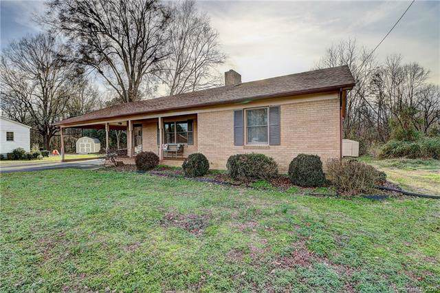 304 Bates Avenue, Cherryville, NC 28021 (#3581149) :: Roby Realty