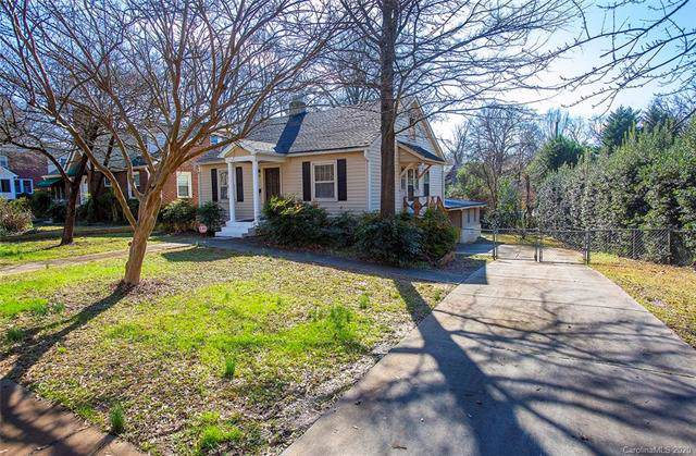 2038 Chesterfield Avenue, Charlotte, NC 28205 (#3581508) :: Ann Rudd Group