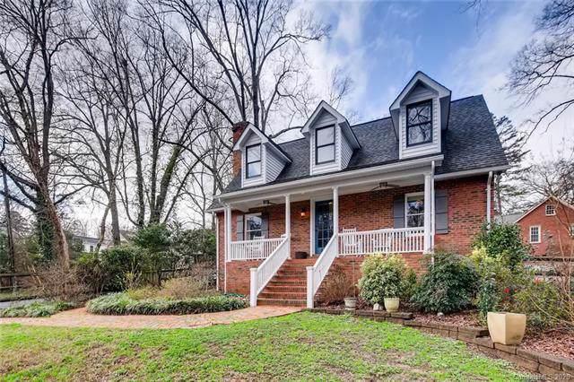 1701 Tippah Avenue, Charlotte, NC 28205 (#3581547) :: Mossy Oak Properties Land and Luxury