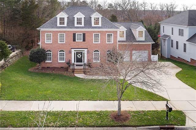 14624 Northgreen Drive, Huntersville, NC 28078 (#3582011) :: Team Honeycutt