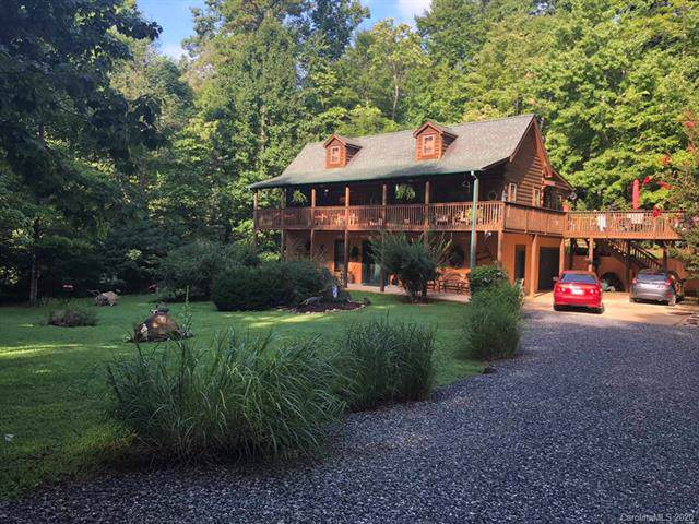 145 E Wilderness Road, Lake Lure, NC 28746 (#3582915) :: Keller Williams Professionals