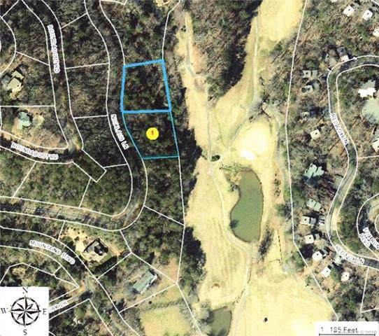 Lots 21 & 22 Nicklaus Lane, Lake Lure, NC 28746 (#3583002) :: Roby Realty