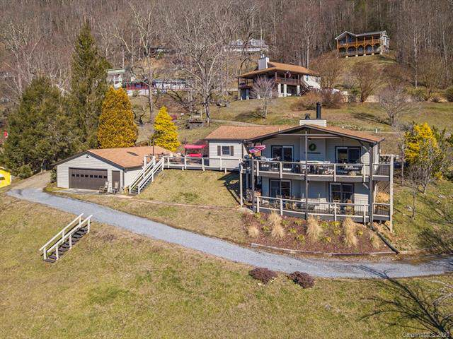 287 Highview Drive, Maggie Valley, NC 28751 (#3583430) :: Keller Williams Professionals
