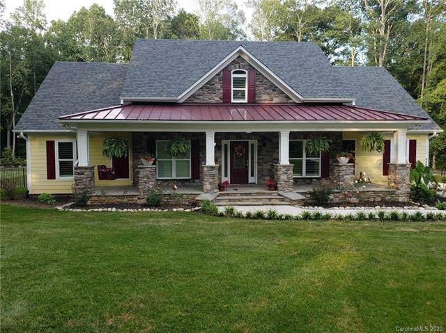 280 Worthington Drive, Mt Ulla, NC 28125 (#3583577) :: Francis Real Estate