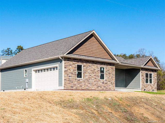 5 S Pine Drive #13, Weaverville, NC 28787 (MLS #3583853) :: RE/MAX Journey