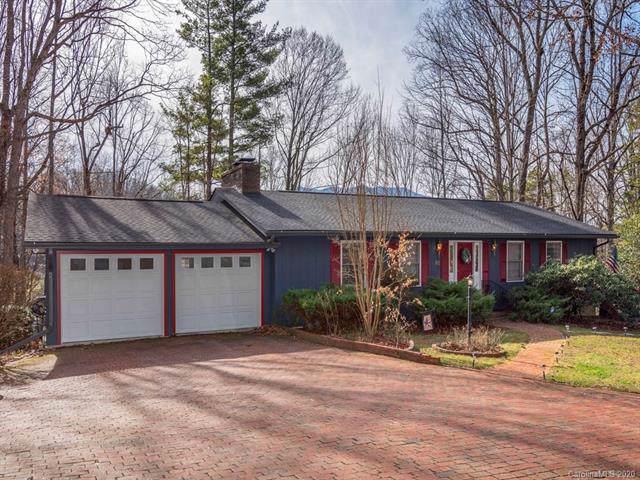 92 Brunswick Drive, Waynesville, NC 28786 (#3583889) :: Stephen Cooley Real Estate Group