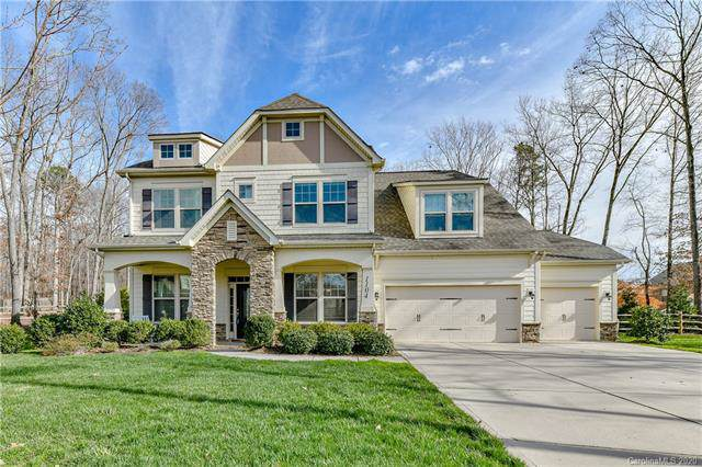 1104 Caraway Lane, Indian Trail, NC 28079 (#3584150) :: LePage Johnson Realty Group, LLC