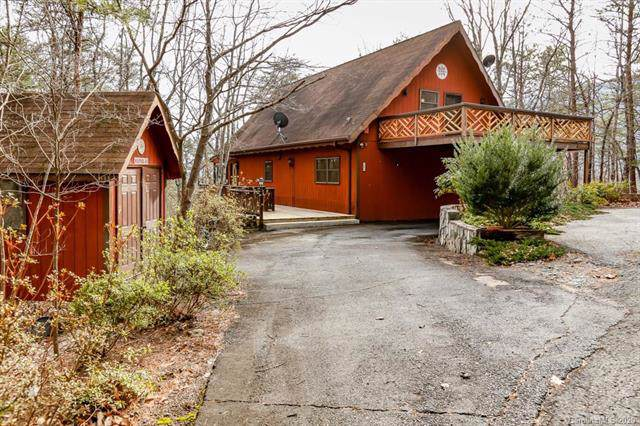 161 Summit Court, Lake Lure, NC 28746 (MLS #3584626) :: RE/MAX Journey