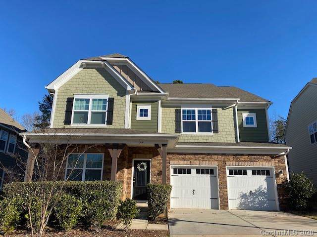 144 Swamp Rose Drive, Mooresville, NC 28117 (#3584779) :: Caulder Realty and Land Co.