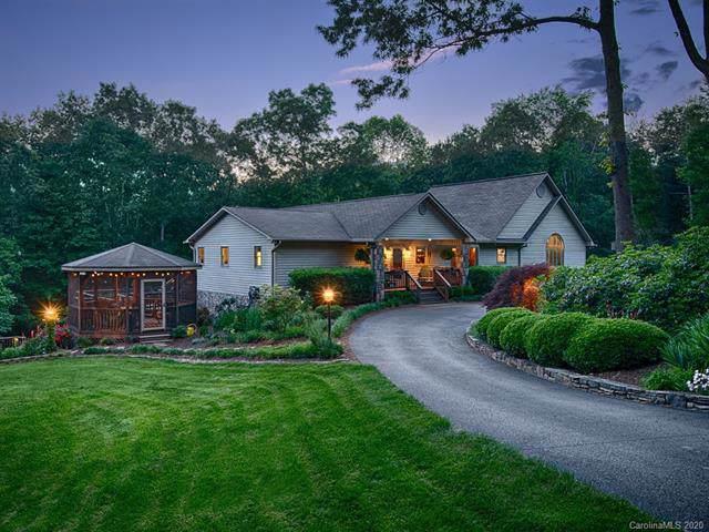 455 Breakwood Drive, Clyde, NC 28721 (#3585425) :: Cloninger Properties