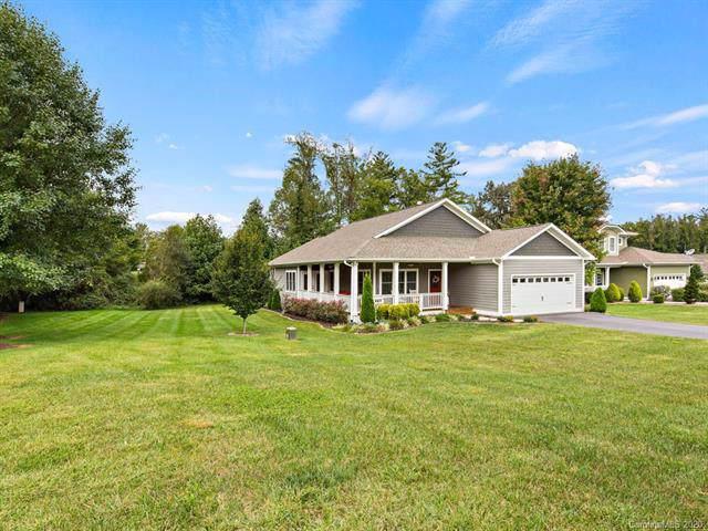 49 Fox Creek Drive, Fletcher, NC 28732 (#3586557) :: Keller Williams Professionals