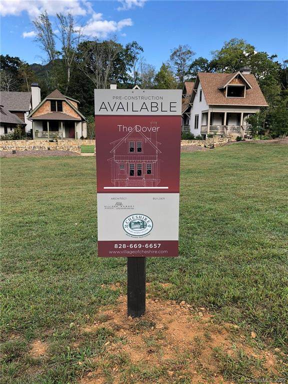 10 Fay Jones Lane #3, Black Mountain, NC 28711 (#3599795) :: Caulder Realty and Land Co.