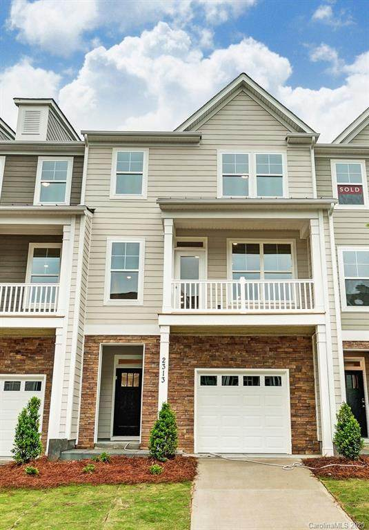 2313 Creekmere Lane Lot 28, Charlotte, NC 28262 (#3602564) :: LePage Johnson Realty Group, LLC