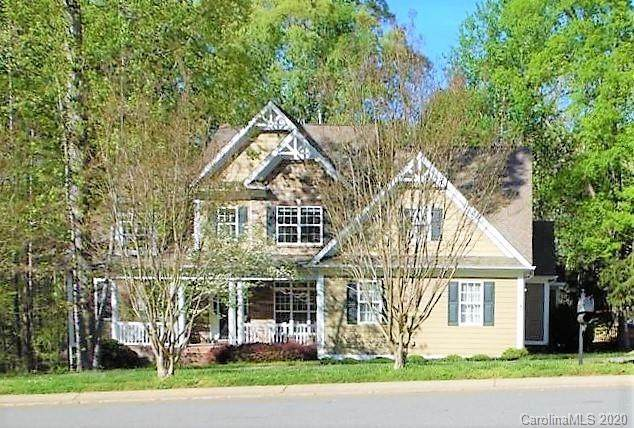 4019 Waxhaw Crossing Drive #13, Waxhaw, NC 28173 (#3609713) :: The Premier Team at RE/MAX Executive Realty