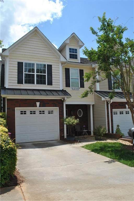 4733 Braxton Gate Lane #21, Hickory, NC 28602 (#3620315) :: Rinehart Realty