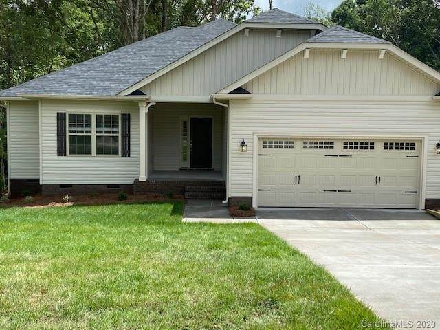 140 Wylie Trail #32, Statesville, NC 28677 (#3625648) :: MartinGroup Properties