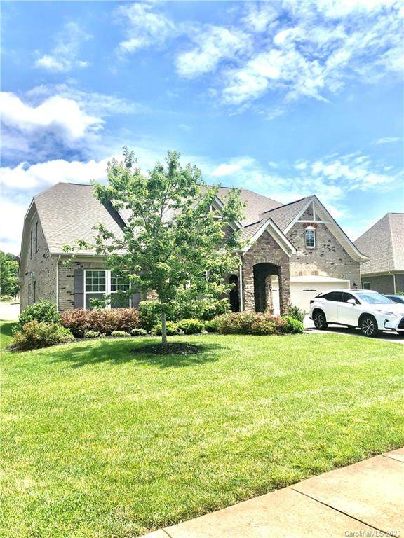 12918 Odell Heights Drive, Mint Hill, NC 28227 (#3627719) :: Robert Greene Real Estate, Inc.