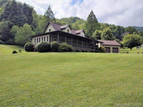 579 Buff Creek Road, Sylva, NC 28779 (#3627947) :: Charlotte Home Experts