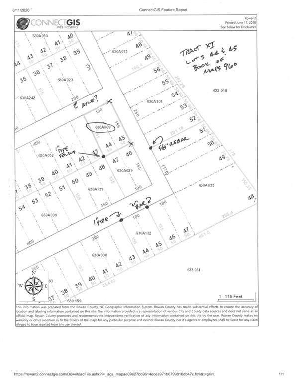 0 Dixon Drive, Salisbury, NC 28146 (#3631521) :: Carolina Real Estate Experts