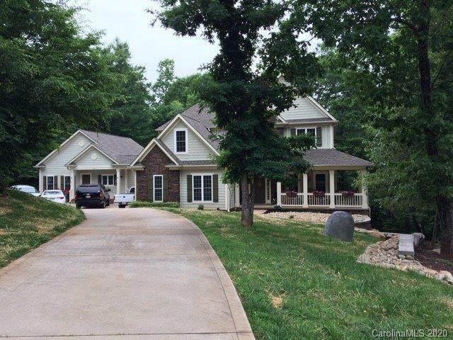 6141 Falls Ridge Trail, Sherrills Ford, NC 28673 (#3634044) :: Stephen Cooley Real Estate Group