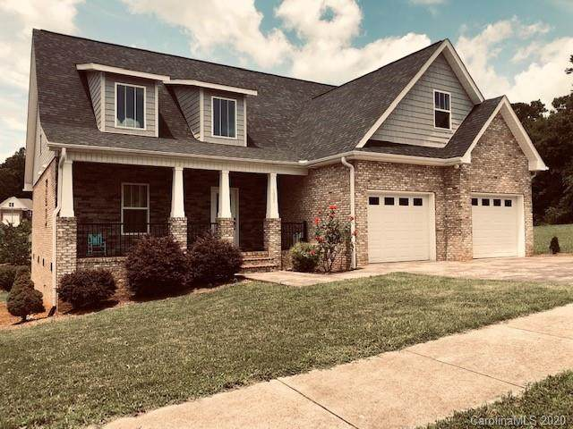 1021 12th Avenue Drive NW, Hickory, NC 28601 (#3636995) :: LePage Johnson Realty Group, LLC