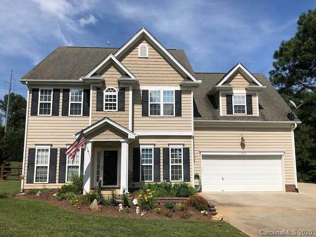 155 Painted Bunting Drive, Troutman, NC 28166 (#3637668) :: Odell Realty