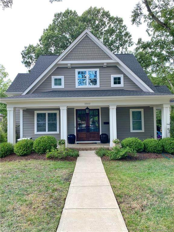 2322 Shenandoah Avenue, Charlotte, NC 28205 (#3644906) :: LePage Johnson Realty Group, LLC