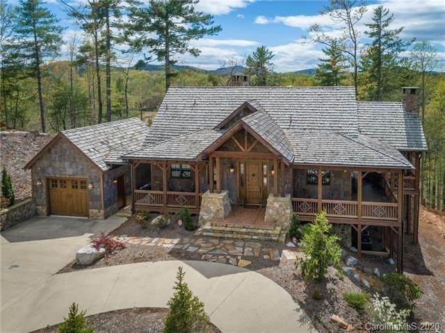 1191 High Trail Drive, Nebo, NC 28761 (#3655667) :: Stephen Cooley Real Estate Group